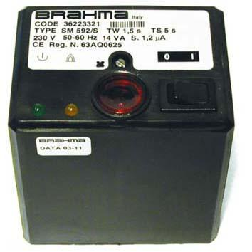 APP.RA SM 592N/S TW1.5 TS5 s/frutto